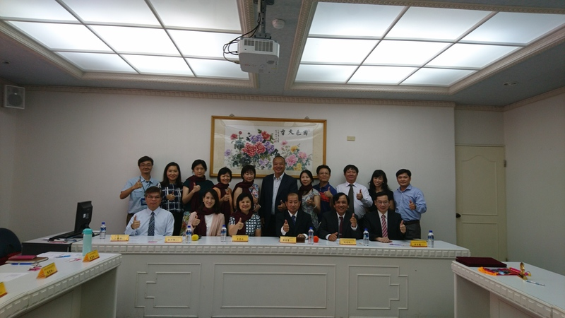 1060808越南Dong Thap Medical College參訪